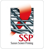 Sussex Screen Printing Logo